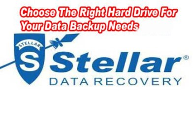 Choose The Right Hard Drive For Your Data Backup Needs
