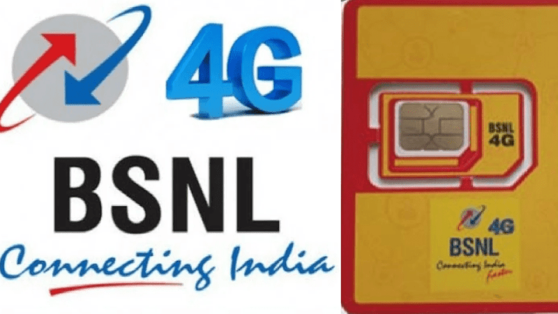 Upgrade your 2G/3G BSNL sim card to 4G for free