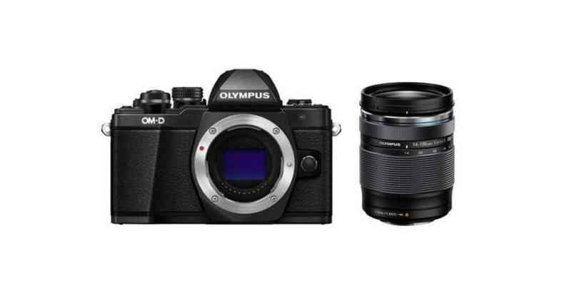 best cameras, Olympus OM-D E-M10 Mark II Review