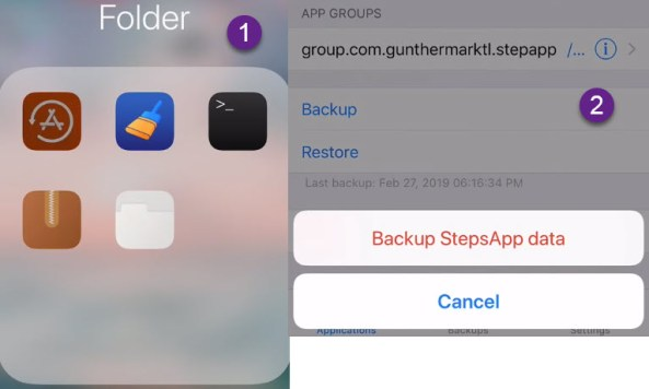 apps manager must have cydia tweak