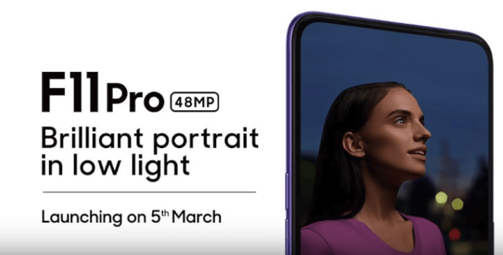 oppo f11 pro upcoming phones