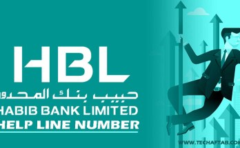 Habib Bank Limited (HBL) Helpline Numbers