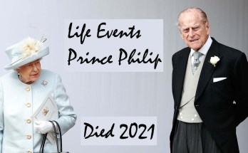 Life Event of Prince Philip