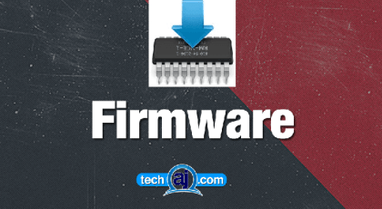 what is firmware