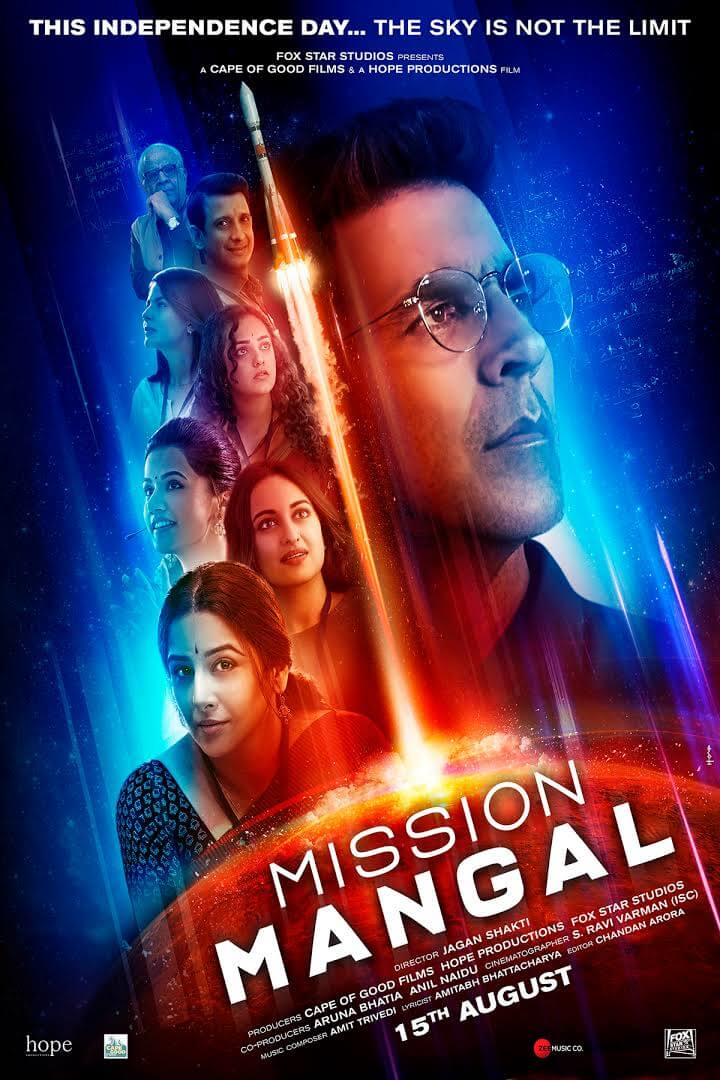 Mission Mangal Full Movie Download Release | Cast And Movie