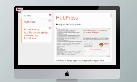 Hosting your Blog using Github and HubPress