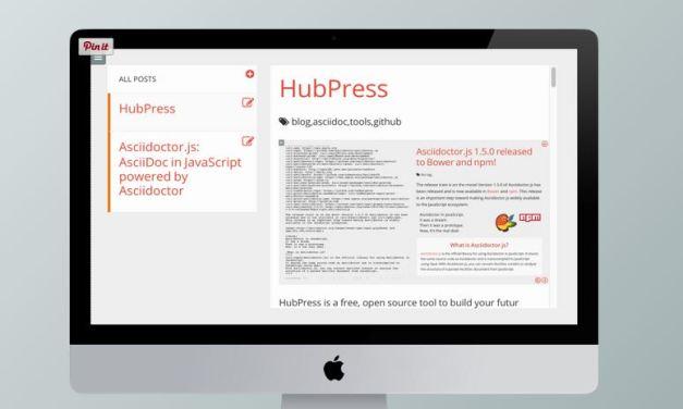 Hosting your Blog using Github and HubPress