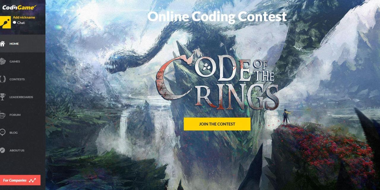 Learn How to Code by Playing Games [Updated]