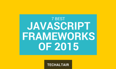 7 Best JavaScript Frameworks of 2015