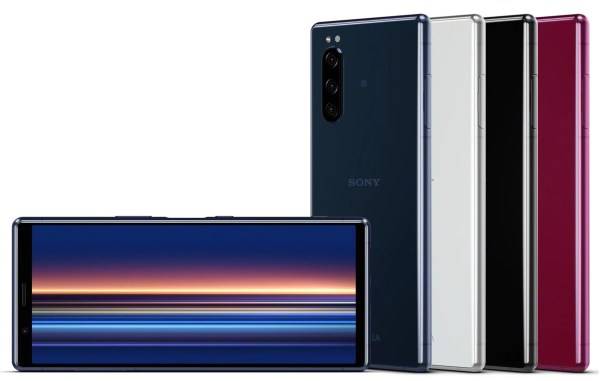 Sony Xperia 5 goes official - Specs, Price — TechANDROIDS.com