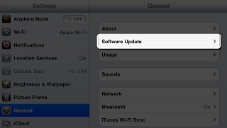 How to Update iPhone or iPad to iOS7