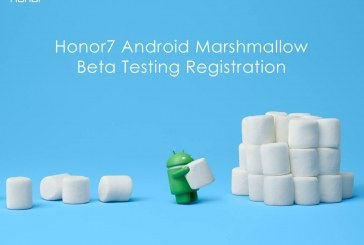 Want An Early Taste Of Marshmallow On Your Honor 7?