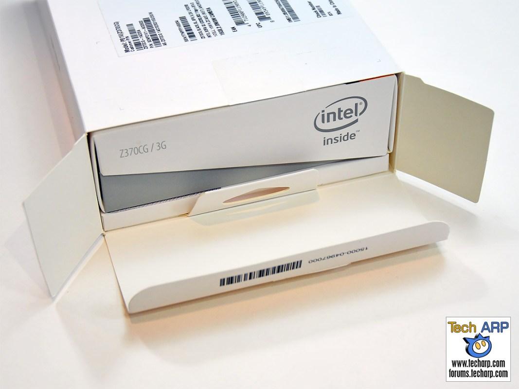 Unboxing the ASUS ZenPad 7.0 (Z370CG) tablet