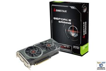 BIOSTAR GeForce GAMING GTX 750 Ti OC Launched