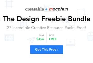 Creatable + MacPhun Design Freebie Bundle