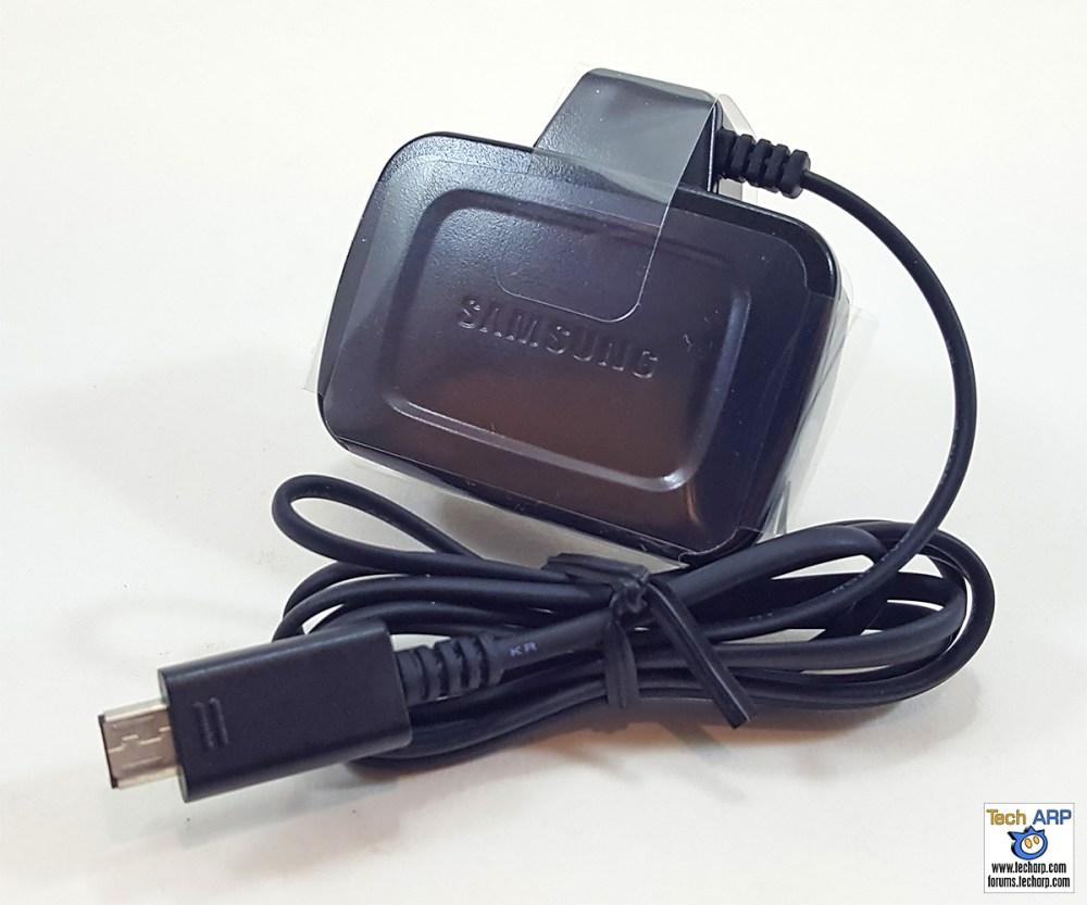 Samsung Gear S2 travel adaptor