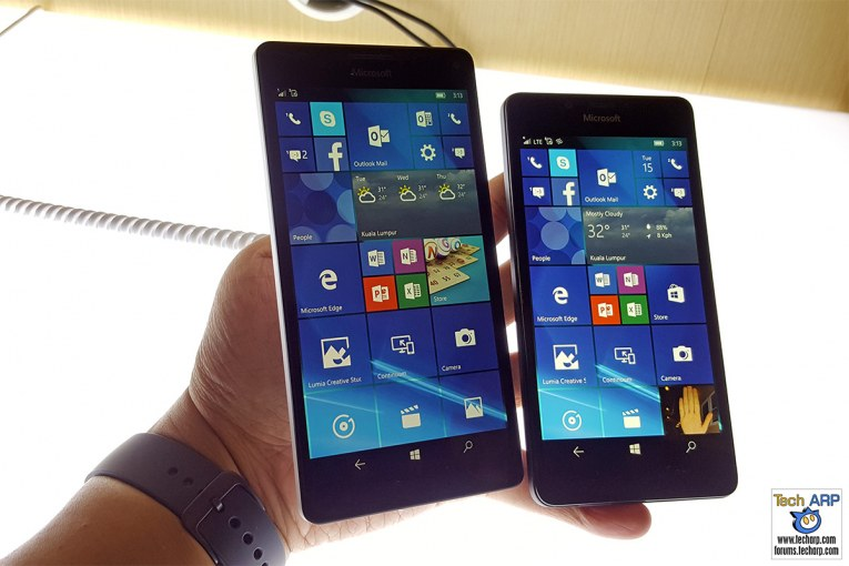Lumia 950 & 950 XL – The Phone That Works Like Your PC