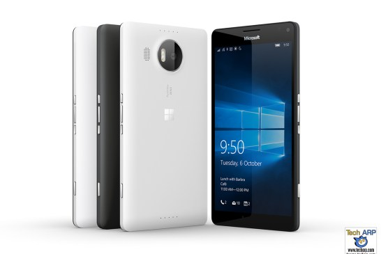 Lumia 950 XL - The Phone That Works Like Your PC