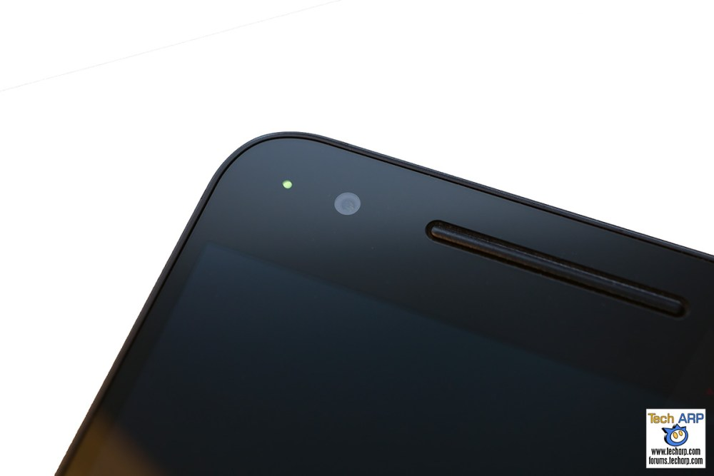 Huawei Nexus 6P Tips - LED notification light