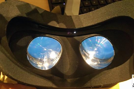 Oculus CV1 Test Drive
