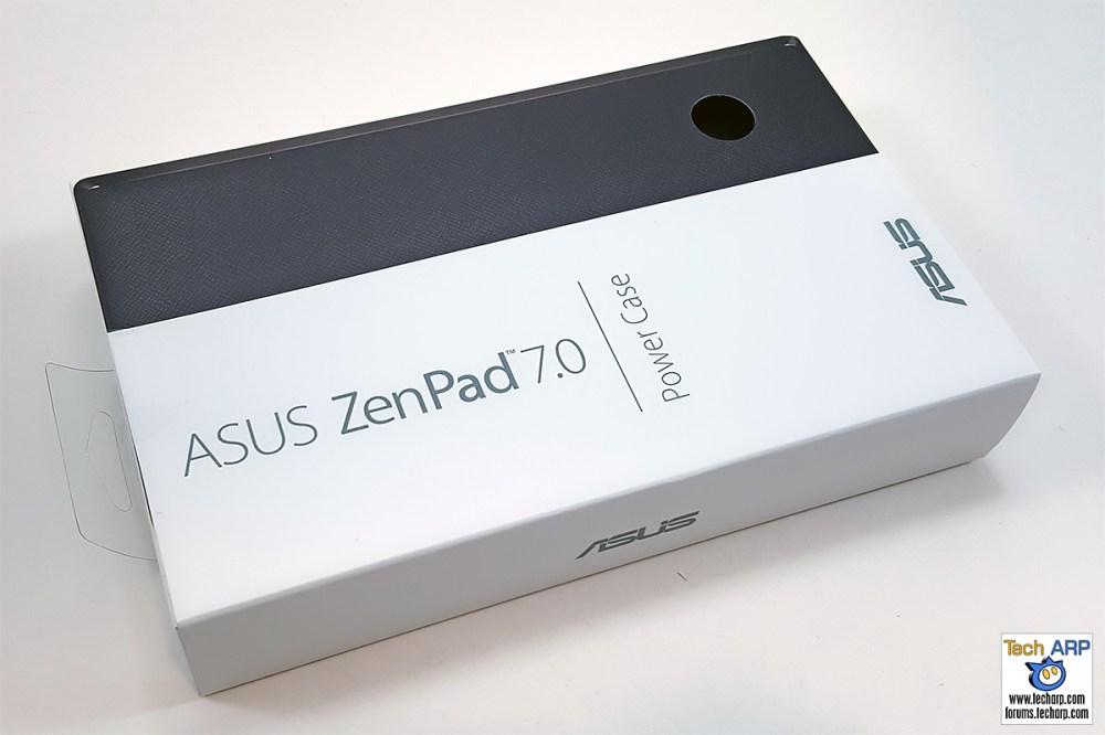 ASUS Power Case box