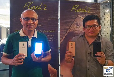 Alcatel Flash 2 Upgrades Announced