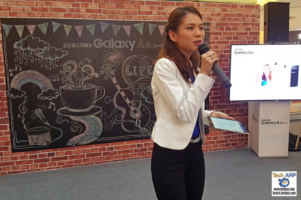 2016 Samsung Galaxy A Series Exudes S6 Elegance