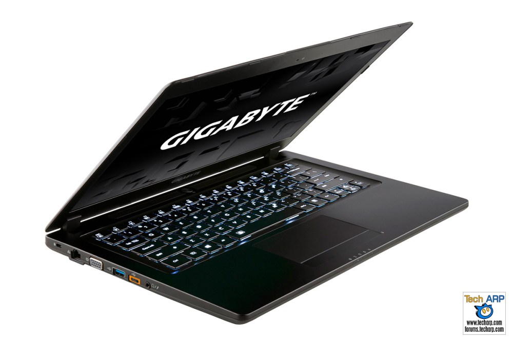 Gigabyte P34W Laptop