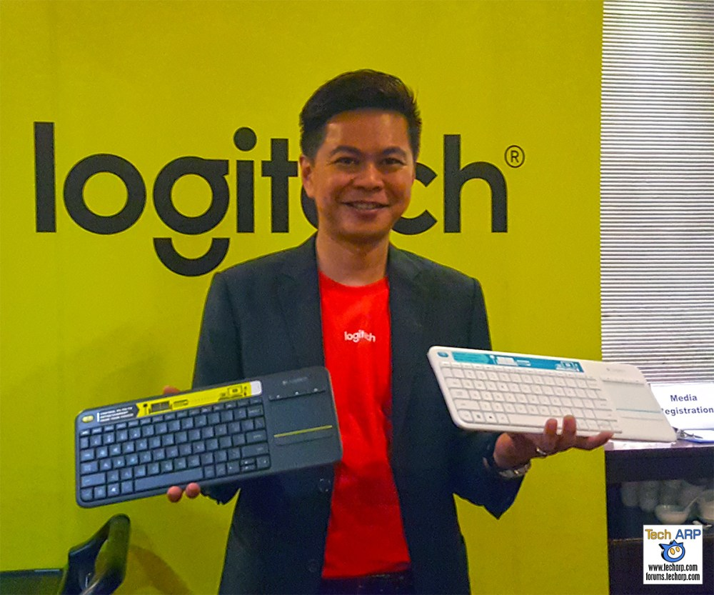Logitech Be Free & Save The Couch Potato Campaigns