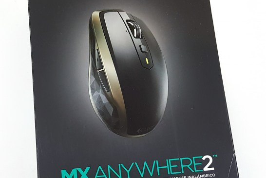 Logitech MX Anywhere 2 Wireless Mouse Review - Tech ARP