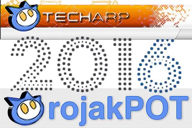 Tech ARP In 2016
