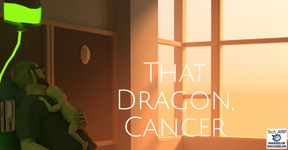 That Dragon, Cancer Game Proceeds To Go To Charities