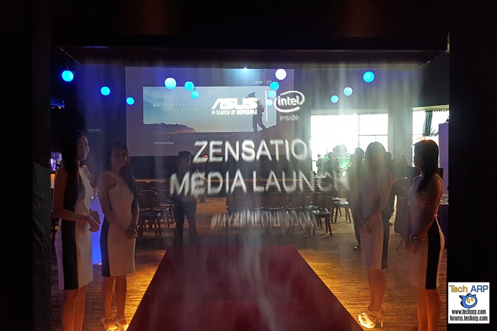 ASUS ZenFone Zoom Launch Event