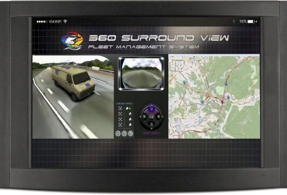 VIA Mobile360 Demonstration @ Embedded World 2016
