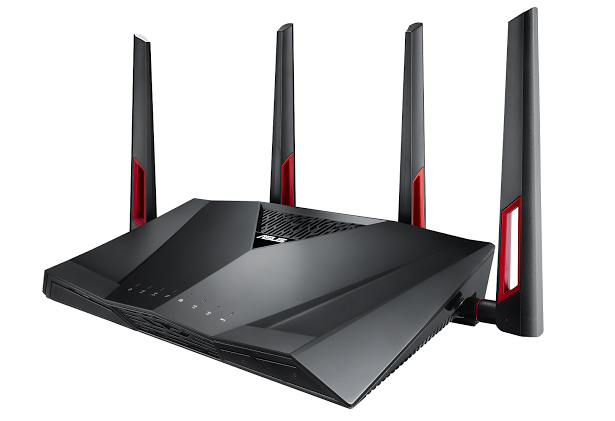 ASUS RT-AC88U Dual-Band Wireless Router Revealed