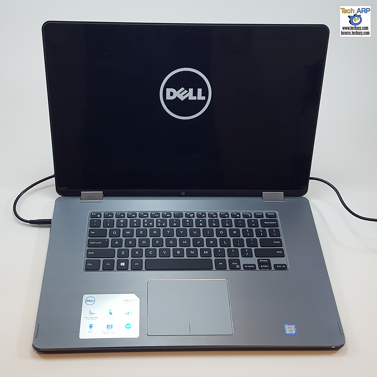Dell Inspiron 15 7000 (7568) 2-in-1 Laptop Review - Tech ARP