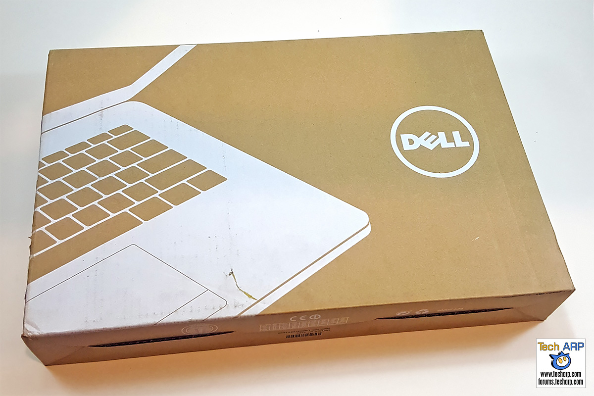 Unboxing the Dell Inspiron 15 7000 (7568) 2-in-1 Laptop