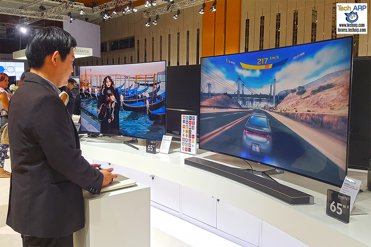 2016 Samsung SUHD TV Models Revealed - Tech ARP