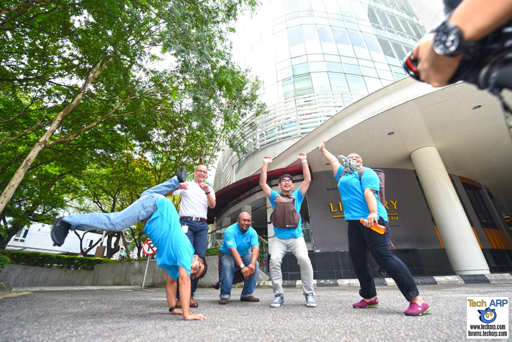 Microsoft Malaysia's Windows 10 Media Treasure Hunt