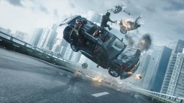 Deadpool Opening Scene Was Rendered By NVIDIA Quadro
