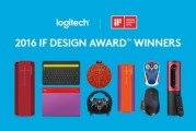 Logitech Honoured with Eight 2016 iF Design Awards