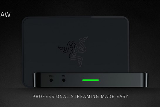 Razer Ripsaw Capture Card Launched