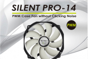GELID Silent Pro-14 PWM Case Fan Launched