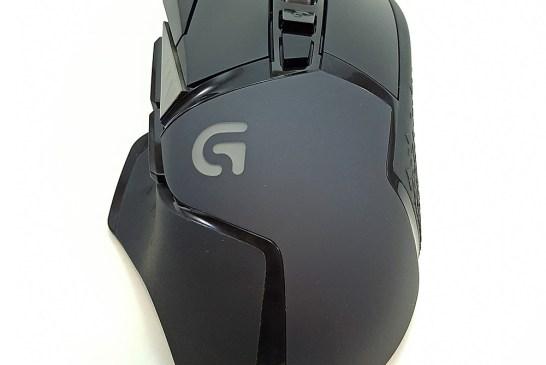 Logitech G502 Proteus Spectrum Gaming Mouse
