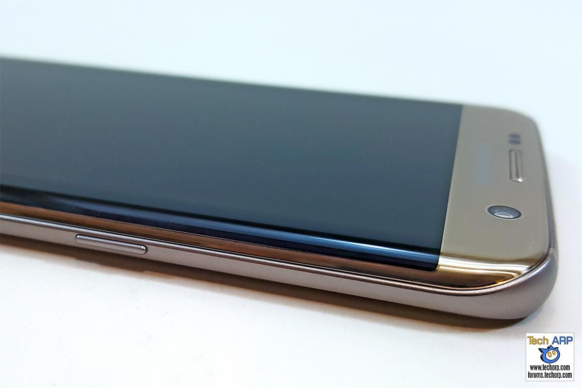 Samsung Galaxy S7 edge Power button