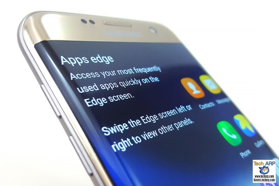 Samsung Galaxy S7 edge Edge Screen