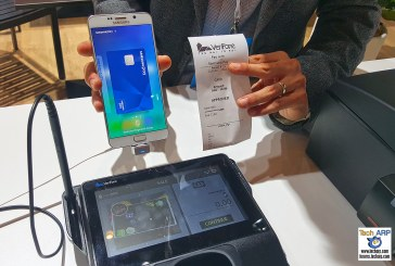 Samsung Pay Giveaways @ KLCC Centre Court