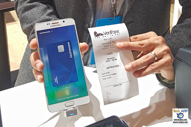 Samsung Pay Giveaways @ KLCC Centre Court