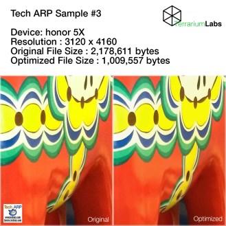 Stacker NAND photo sample 3