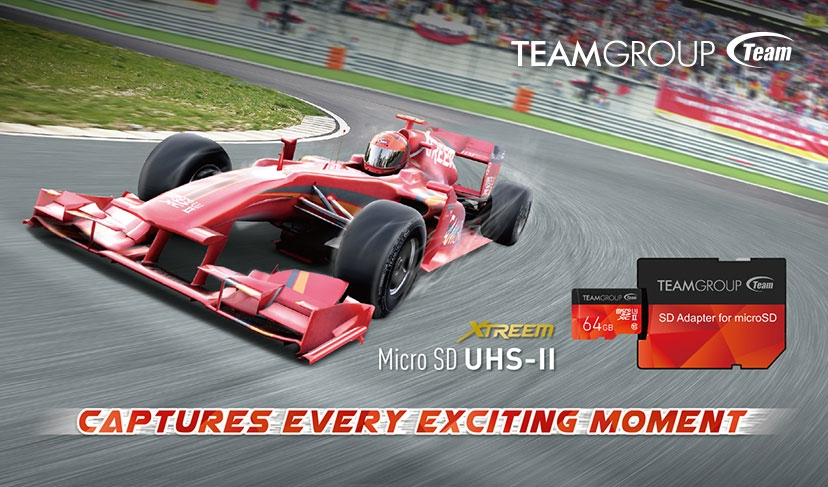 Team Group microSDXC UHS-II U3Memory Card Launched